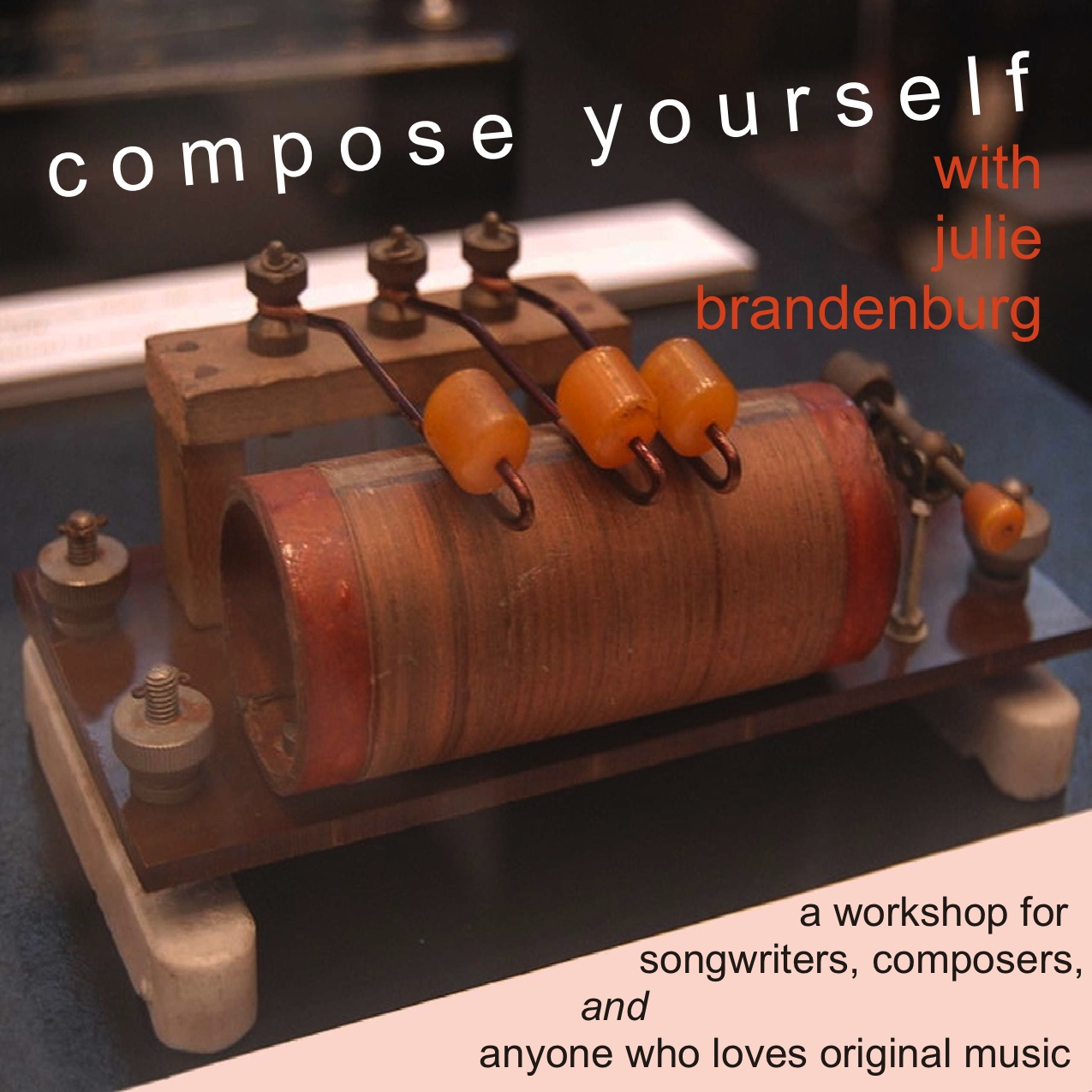 compose yourself with julie brandenburg